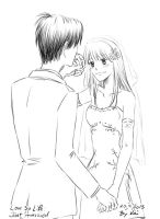 Love So Life: Just married by Kaito-neechan
