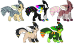 OTA (4/5 OPEN) by Tiny-And-Boo-Adopts