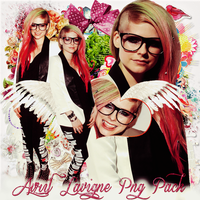 Pack png 232 Avril Lavigne by MichelyResources