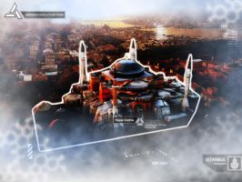 Istanbul in AC Revelations by Pateytos