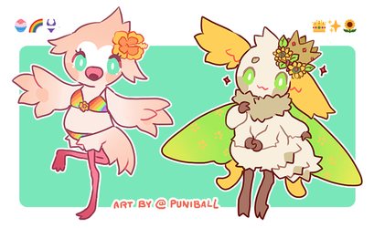 emoji adoptables! [CLOSED] by puniball