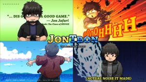 JonTron Fanart by Bhansith