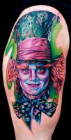 mad hatter by tat2istcecil