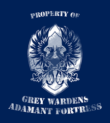 Property of Adamant by LadyGrimdour