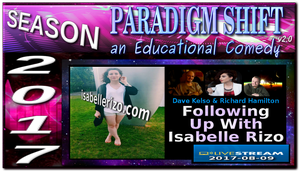 PSEC 2017 Following Up With Isabelle Rizo by paradigm-shifting