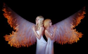 Claymore Goddes of Love by AlienOrihara