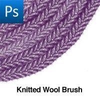 Knitted Wool by cwdigital