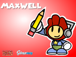 Paper Scribblenauts: Maxwell! by BubbleBotMicheal