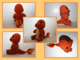 Charmander by AyumiNoon