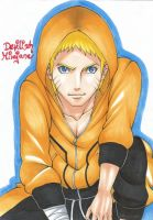 The great Naruto The Last by Devi-chans-Art