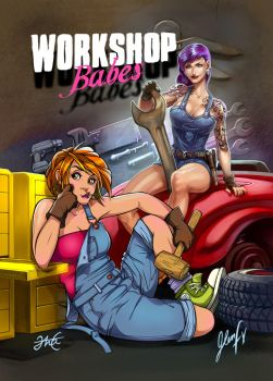Workshop Babes base by gyanax