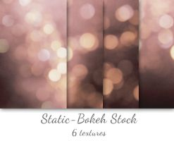 static bokeh textures by unread-story