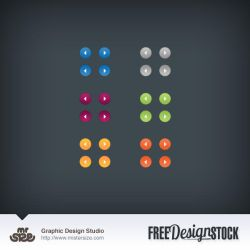 Pixel Arrows Pack 03 by sizer92
