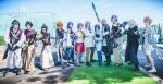 Kingdom Hearts Birth by Sleep group - 2 by Grenier-Illiane