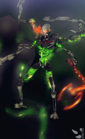BIONICLE: Skull Slicer by gk733