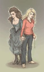 Bad Wolf by janey-jane