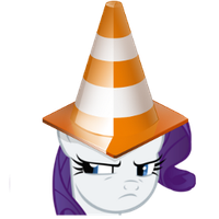 VLC player - rarity by spikeslashrarity