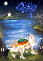 River of the Heavens by thornwolf