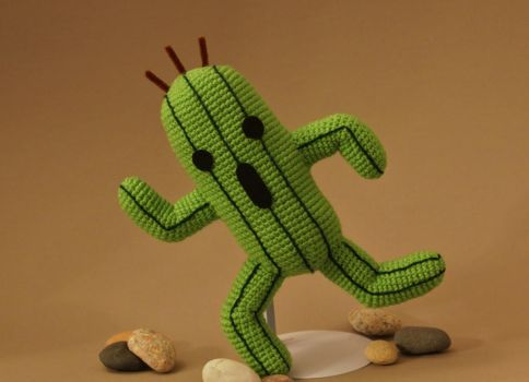 Cactuar - 1000 Needles! by DocA74