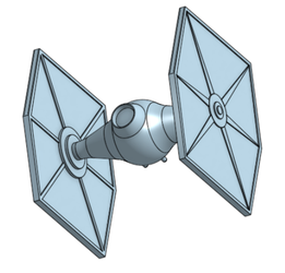 TIE Fighter 2 by Jason-Jamey