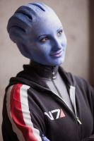 Liara by ISpeakMuffin