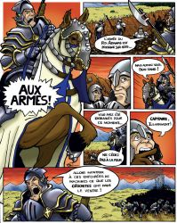 AUX ARMES by Frol-Nounours