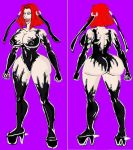 BloodRayne -black goo suit by xlob2