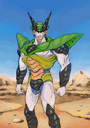 Cell 4th by noumenus