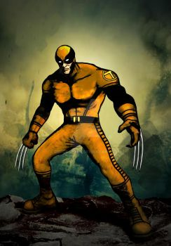 X men - Wolverine by ashim by drpcsarker