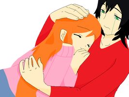 ulquihime i like being in your arms by Espada-Shinigami