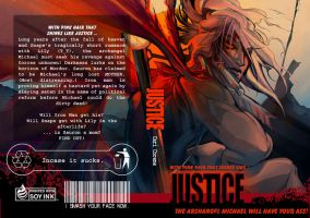 pink hair of JUSTICE by blix-it