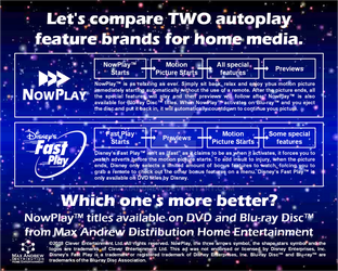 NowPlay Ad by maxiandrew