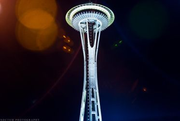 Seattle by NoctemPhotography