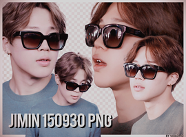 Pack PNG #2 | BTS Jimin Airport 150930 by violotto