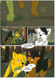 Wolf's Destiny - Page 74 by Itrakat