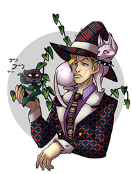Witchy Kira by Diaboro66
