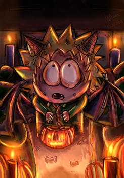 Halloween - Tweek by Torivic