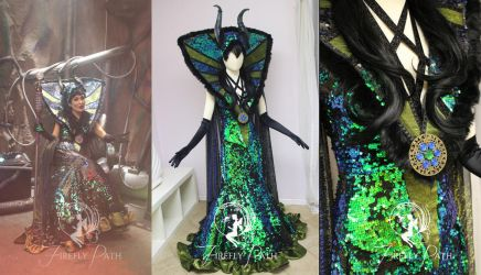 RutinaRutina: Evil Overlordess Gown by Firefly-Path