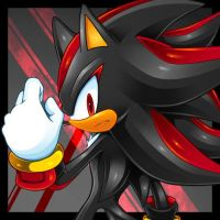 Shadow The Hedgehog (Hero on your own) by CristianHarold0000