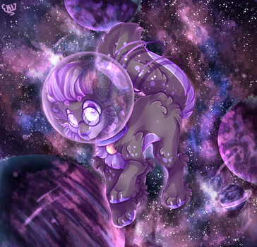|GIFT| Floating Through Spaaace by IlluminationArtistry