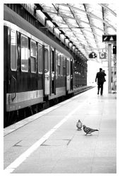Cologne Central Station III by yuorme