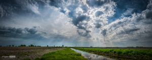 The ditch by NorbertKocsis