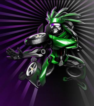 Green_Knuckle_Ride by Jack85