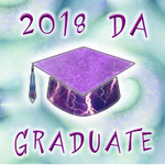 dA's 18th Birthday Graduation Hat Challenge by MelMuff