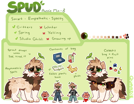 Sprout puppy for auction -  ended by quardie