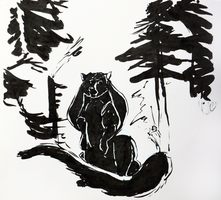 Inktober2016 day 10 by Clean3d