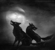 Wolven by wyldraven