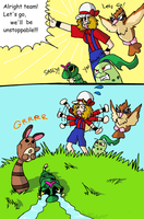 HG Nuzlocke : 12 by SaintsSister47