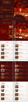 Restaurant menu design by yacine29