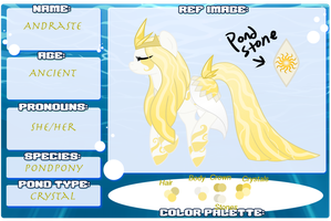 Pondpony Andraste Registration Form by Grump-Support